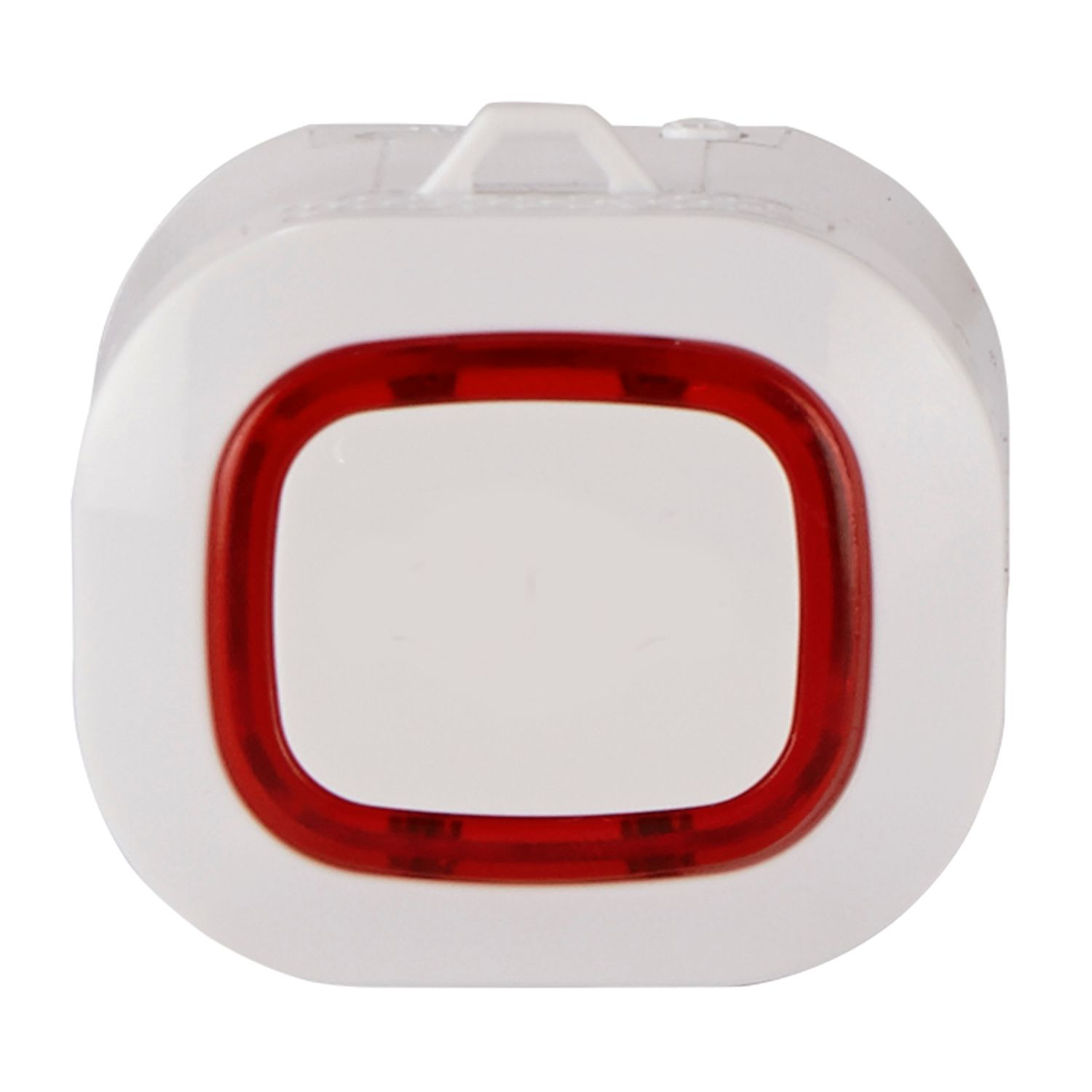 Light Ring Bluetooth (R) Speaker - Red
